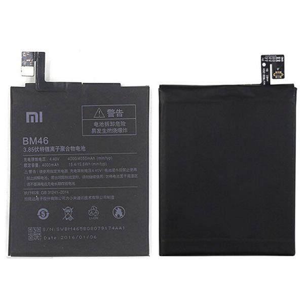 Dia chi thay pin dien thoai Xiaomi Redmi Note 3 gia re