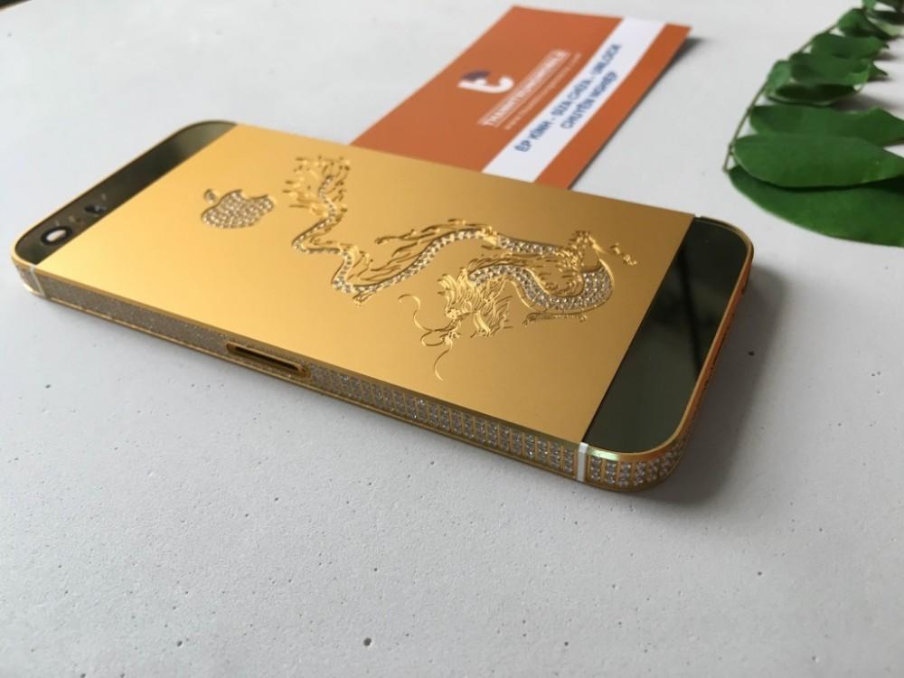 Do Vo iPhone 6 len 6S rose gold gia hop ly Quan 3