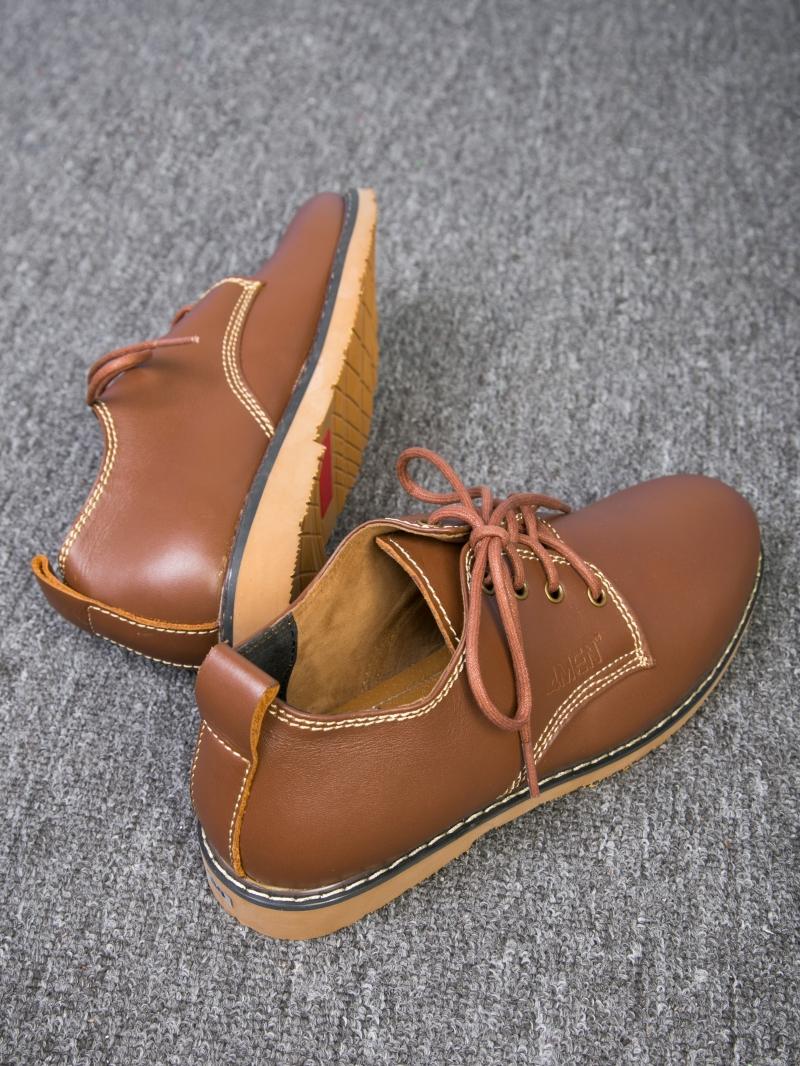 Giay Boot Co Bo Dam G109