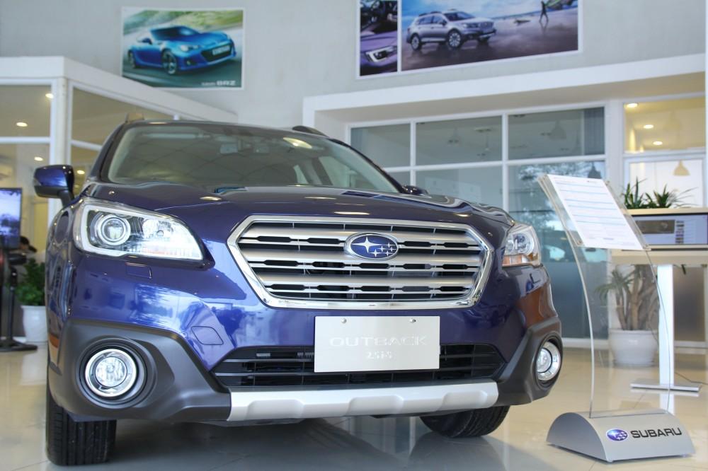 Subaru thuong hieu den tu Nhat Ban