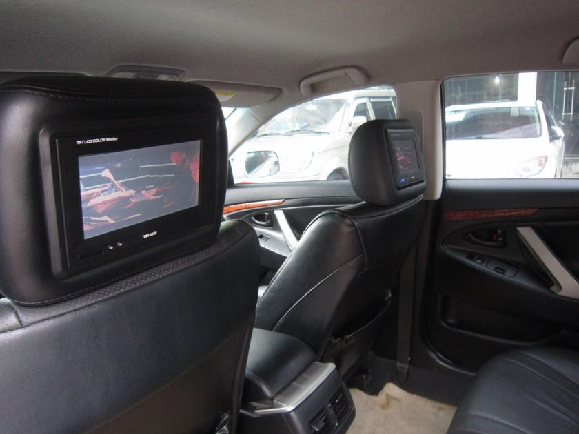 Toyota Camry 20 2011 nhap khau 769 trieu