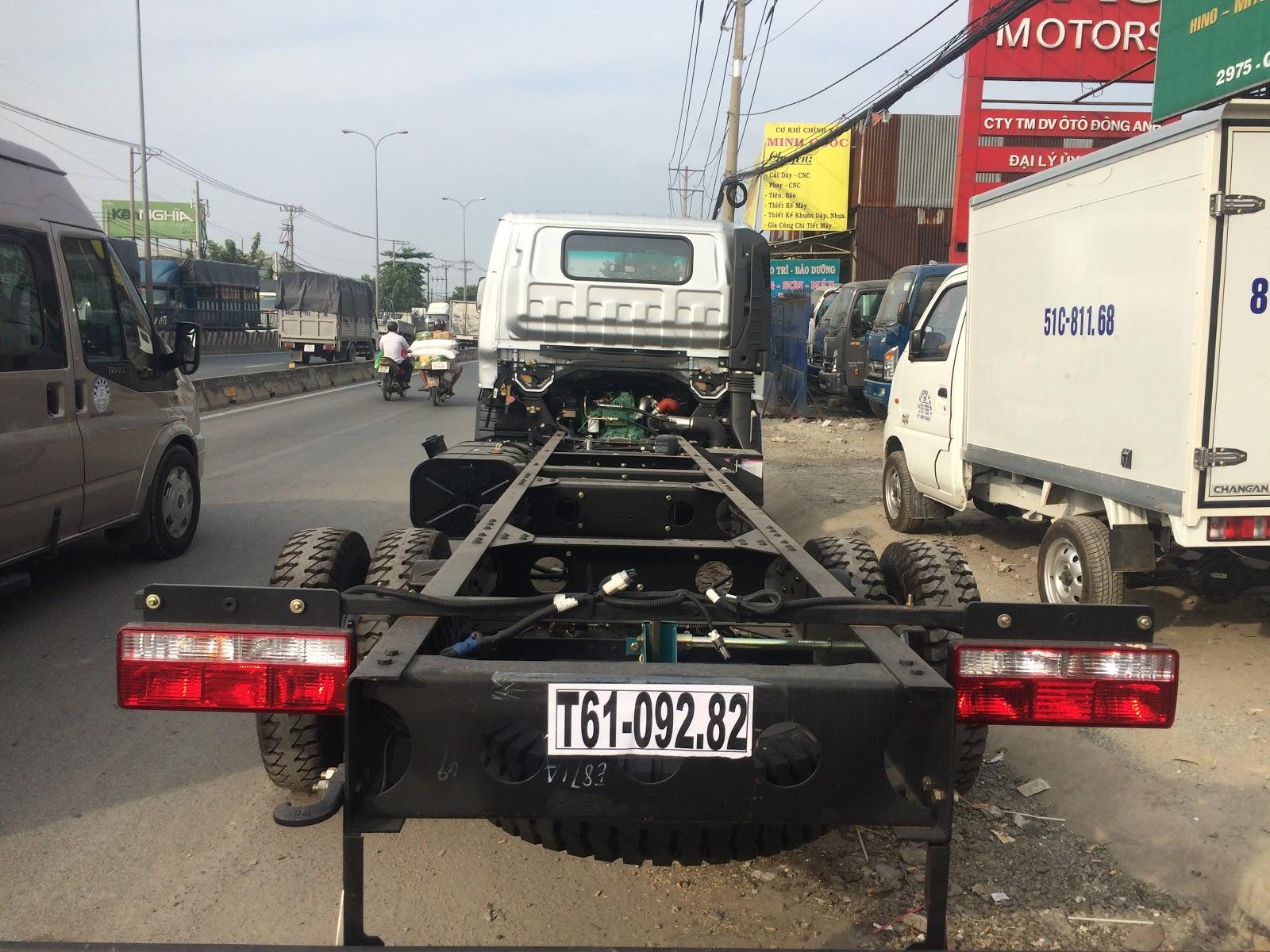 xe tai jac 64 tan thung dai 6m2