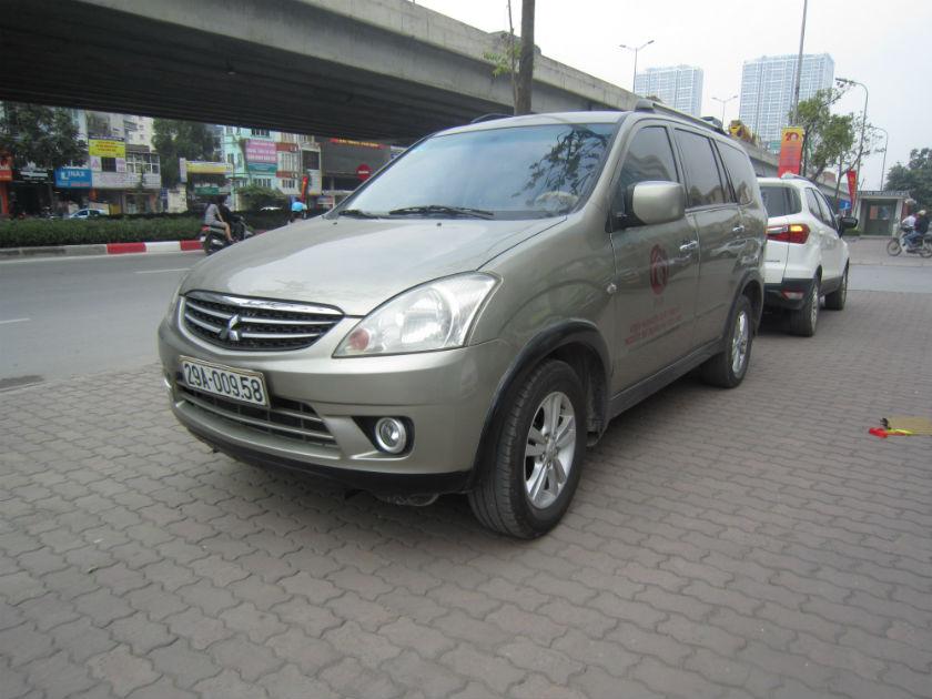Mitsubishi Zinger GLS AT 2010 435 trieu