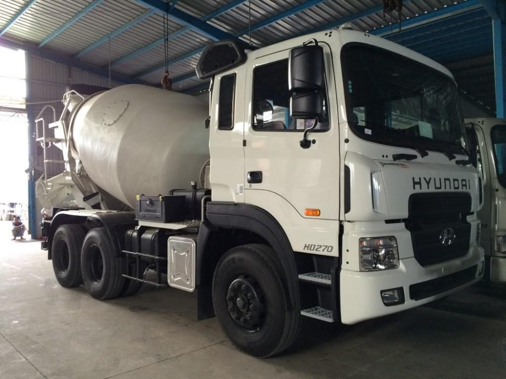 ban xe Hyundai HD270 Dump Mixer doi 2016 gia tot