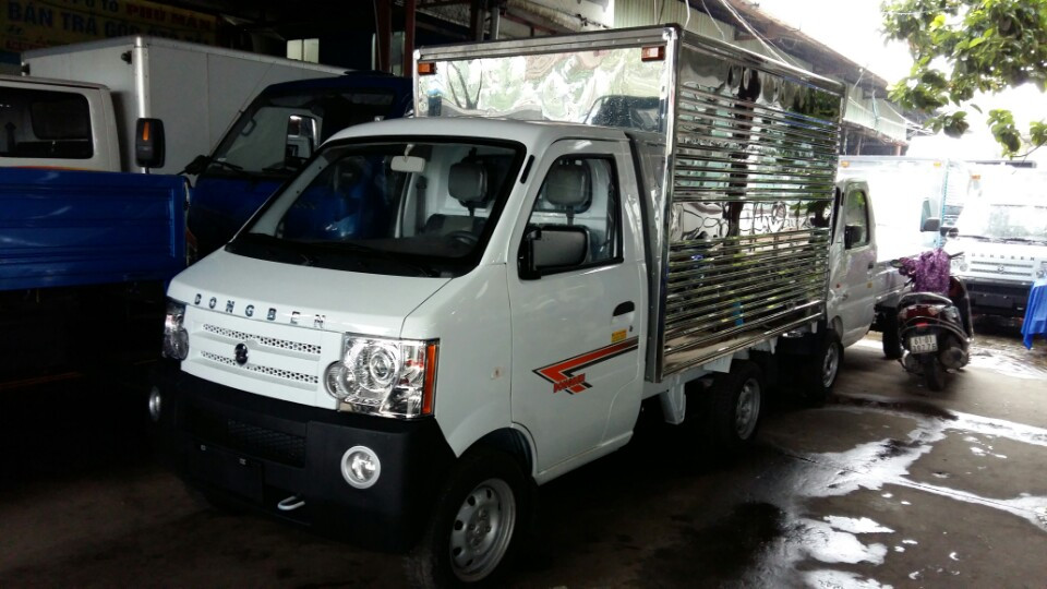 Ban xe tai nho Dongben 870kg gia tot xe tai dongben 870kg 810kg 770kg gia re nhat