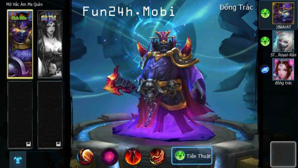 Game esport di dong the loai moba dinh dam 3Q Mobile