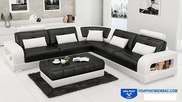 Cach trang tri sofa khon ngoan trong phong khach