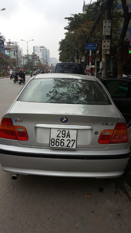 Can ban BMW 318idoi 2003219 trieu
