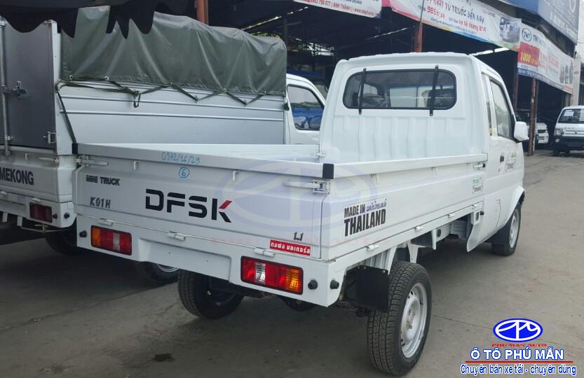 Ban xe tai nho dfsk 500kg600kg xe tai thai lan nhap khau nguyen chiec tu thai lan
