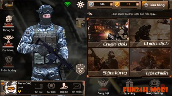Danh gia tong quat ve tua game CF Mobile