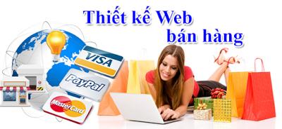 Dich vu thiet ke website ban hang online o dau phat trien