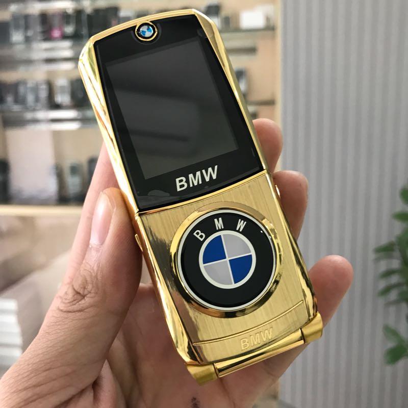 Dien thoai BMW 760 Plus Gold Full Box