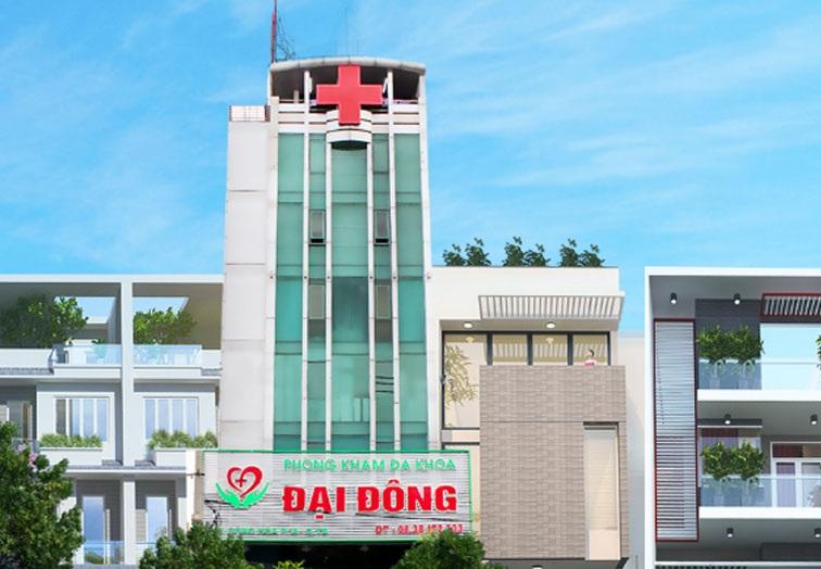 Gioi thieu ve phong kham Dai Dong thanh pho Ho Chi Minh