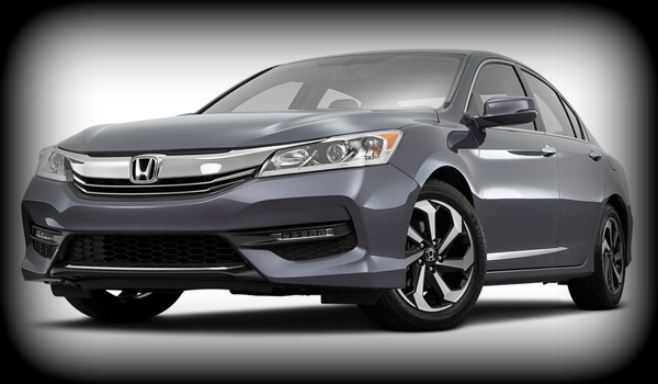 Honda Accord 2017 Thay doi ben dien mao moi