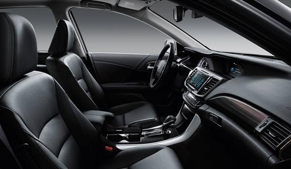 Honda Accord 2017 Trai nghiem dang cap