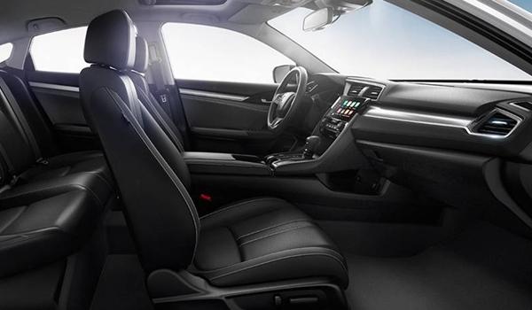 Honda Civic 2017 Dang cap quyen uy cho nguoi dung