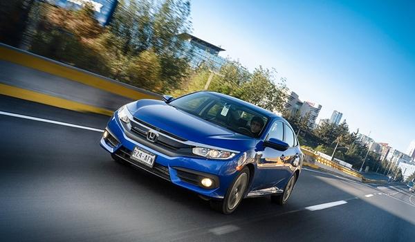Honda Civic 2017 Phong cach dot bien hap dan