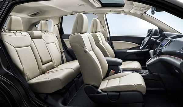 Honda CRV 2017 Dang cap so 1 cua phan khuc thi truong