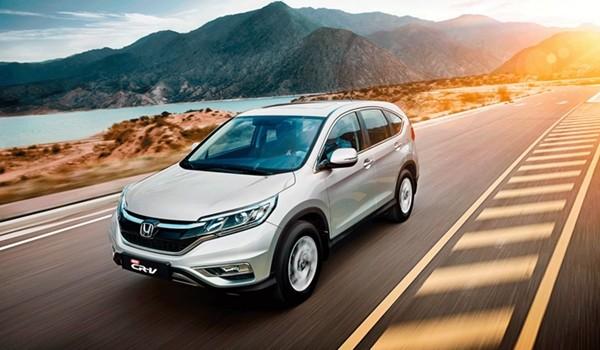 Honda CRV 2017 Dien dao ben kieu dang moi
