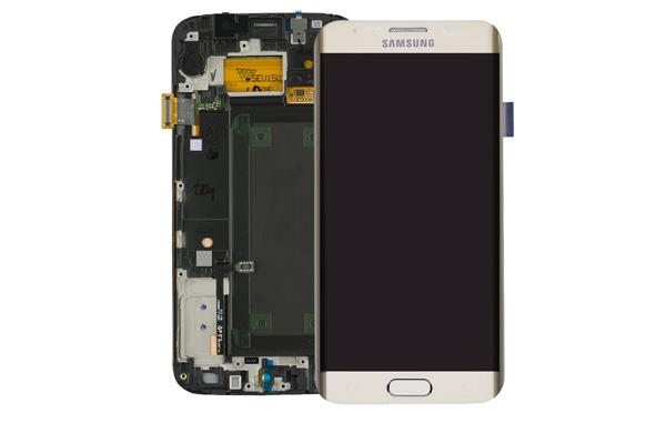 Thay mat kinh cam ung Samsung S6 Edge Plus co xuat xu ro rang lay ngay chi 44p gia re o quan 5