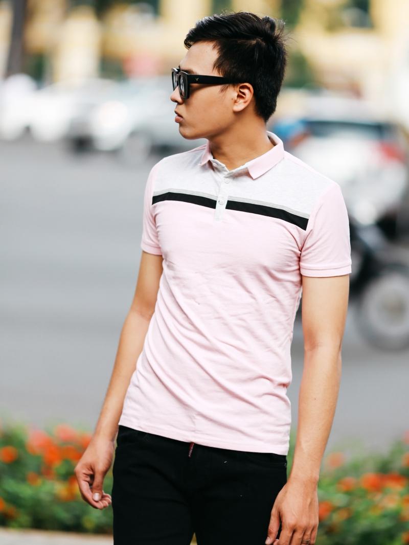 Ao Thun Co Co Hong AT675