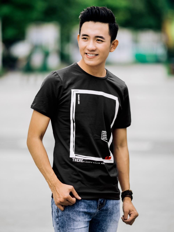 Ao Thun Co Tron Den AT650