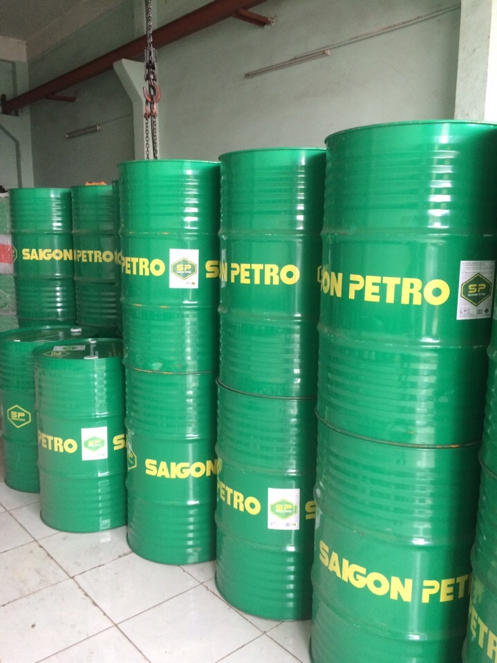 Chuyen mua ban dau thuy luc Castrol Shell Saigon Petro Vector