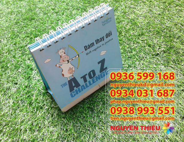 Cung cap In lich tet quang cao Noi in offset qua tang chat luong tphcm Lam lich de ban gia re hcm