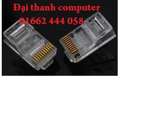 Dau bam mang RJ48RJ50loai 10 Pin chan gia tot