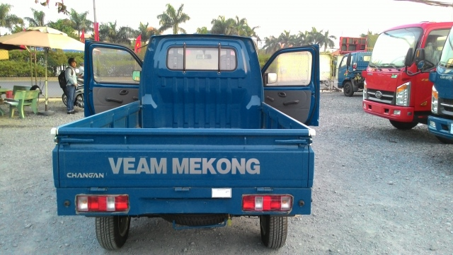 Giam gia cuc soc xe tai veam star 850kg mung sinh nhat CT O To Dong Anh Ho tro tra gop 80