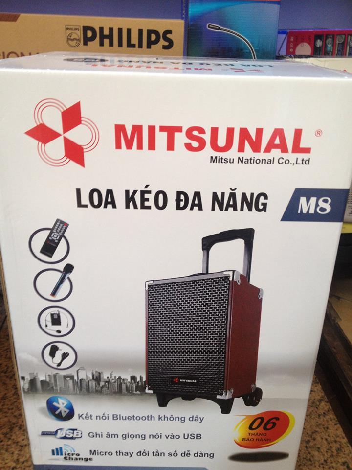 Loa Keo Da Nang Mitsunal M28