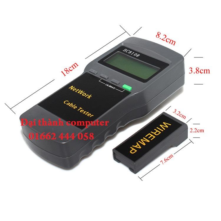 May test mang SC8108May test mang LCD SC8108A