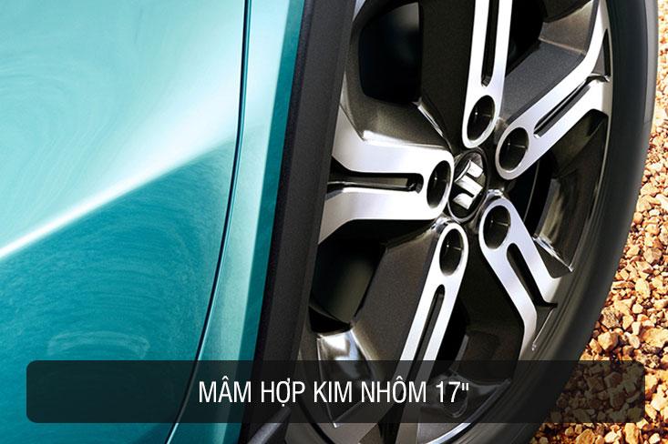 Suzuki Vitara 2017nhap khau tra gop 15 xe