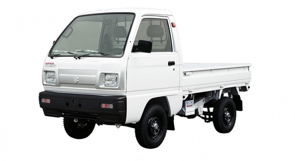 Xe tai Suzuki 650kg doi 2017 tra gop 25 xe