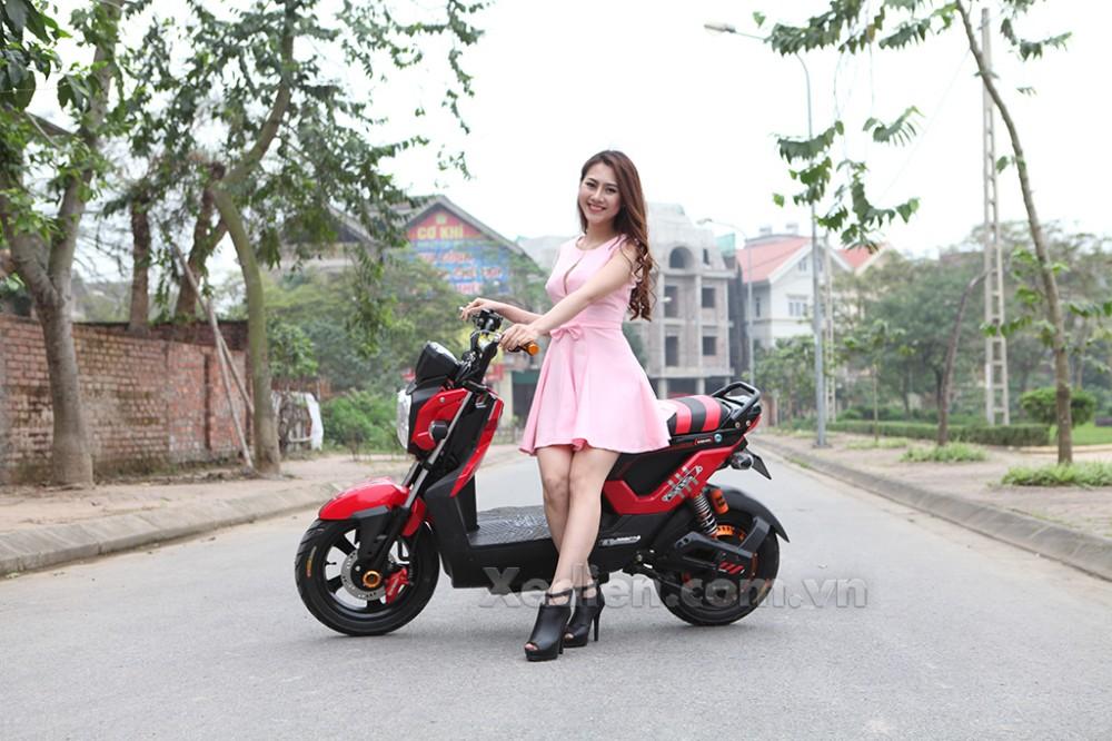 Xu huong chon xe dien trong nam con ga 2017
