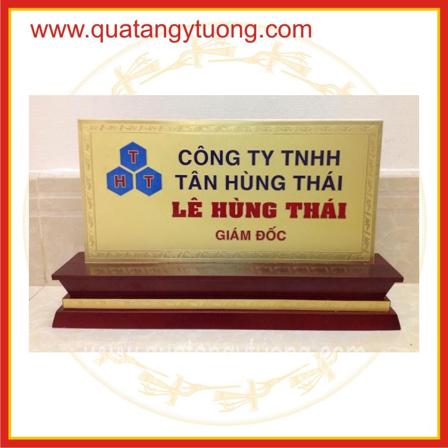 Co so lam bang chuc danh go dong bieu trung bang chung nhan dai ly bang go dong