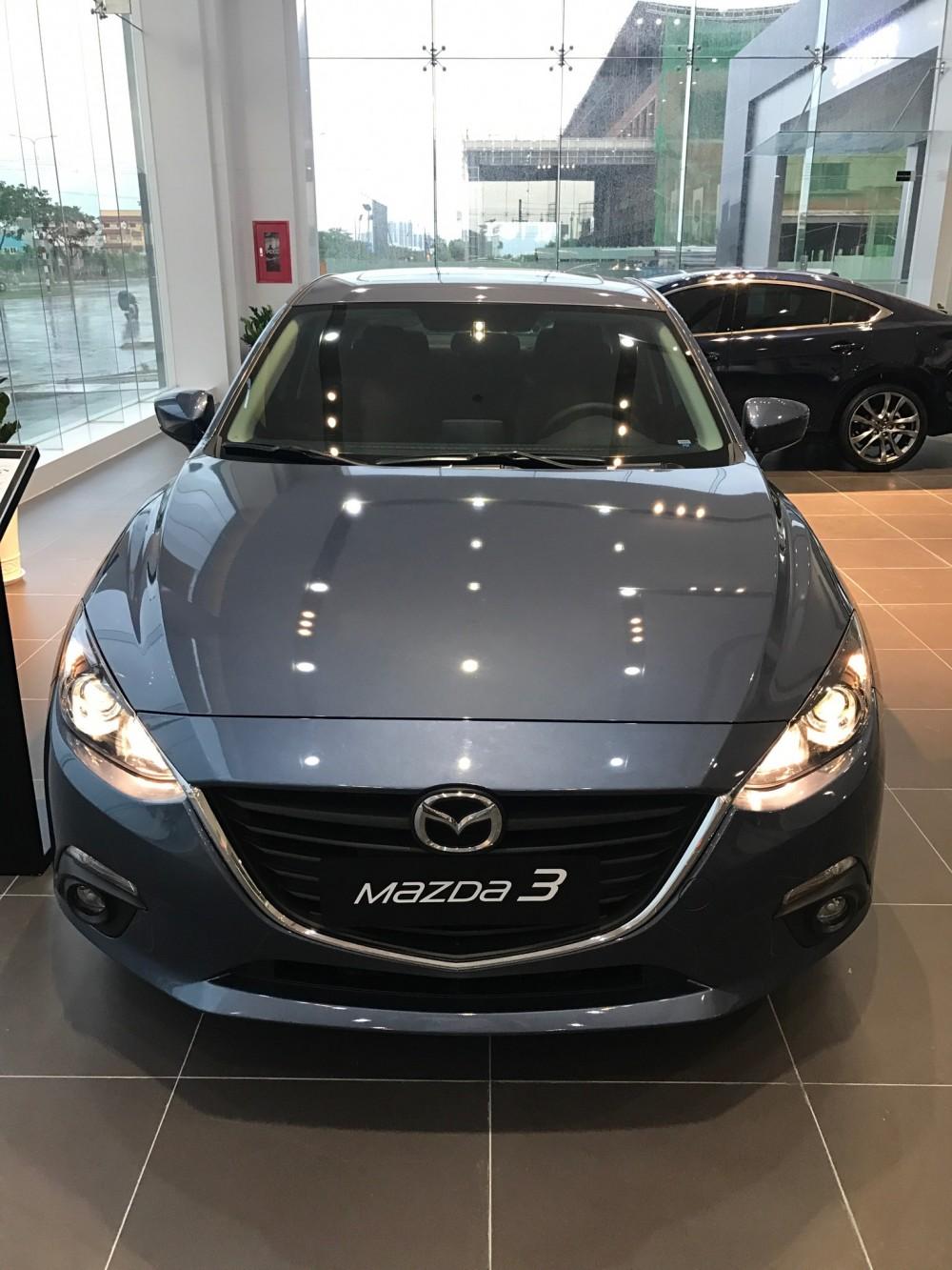 Mazda 3 sedan san xe du mau ho tro vay tra gop 85 gia tri xe xe Nhat moi 100