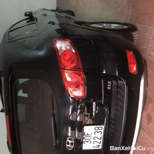 Ban xe Huyndai Santa FE ban full 2008