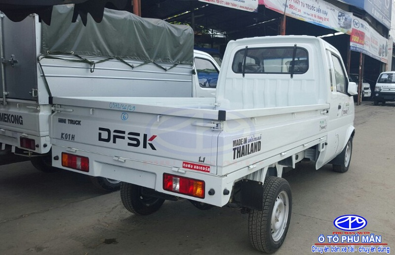 Can ban xe tai DFSK K01H 430kg Thai Lan xe tai Thai lan DFSK K01H 430kg nhap khau Tra Gop Gia Re