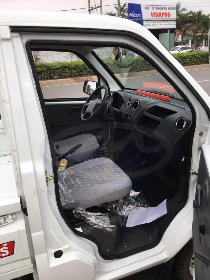 Cong ty ban xe tai nhe DFSK nhap khau nguyen chiec tu Thai Lan tai trong tu 700 Kg 850 Kg EURO 4
