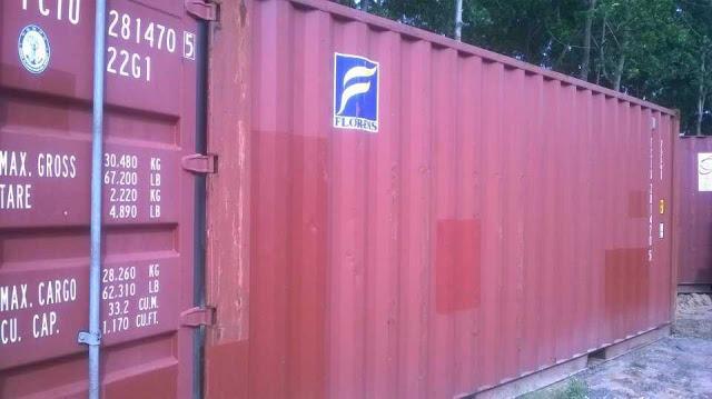 Container Van Phong Container Kho Tai Long Phu Soc Trang