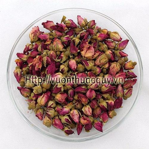 Hoa hong thuoc quy cho suc khoe