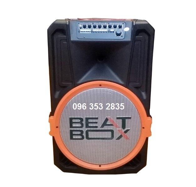 Loa keo di dong ACNOS Beatbox KB39D ket noi bluetooth Gia ban 5090000 VND