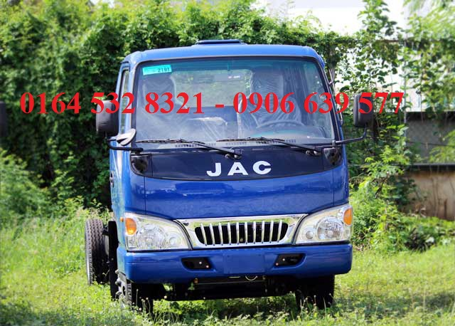 Xe tai Jac 1t49 gia canh tranh