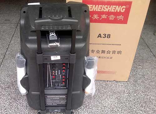 Loa Keo Di Dong Temeisheng A38 ket noi blutooth