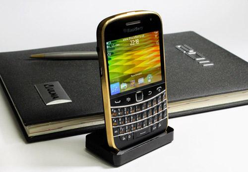 Mot chiec BlackBerry xin khong chi tai design ma ca tai thao tac dung no nhu the nao