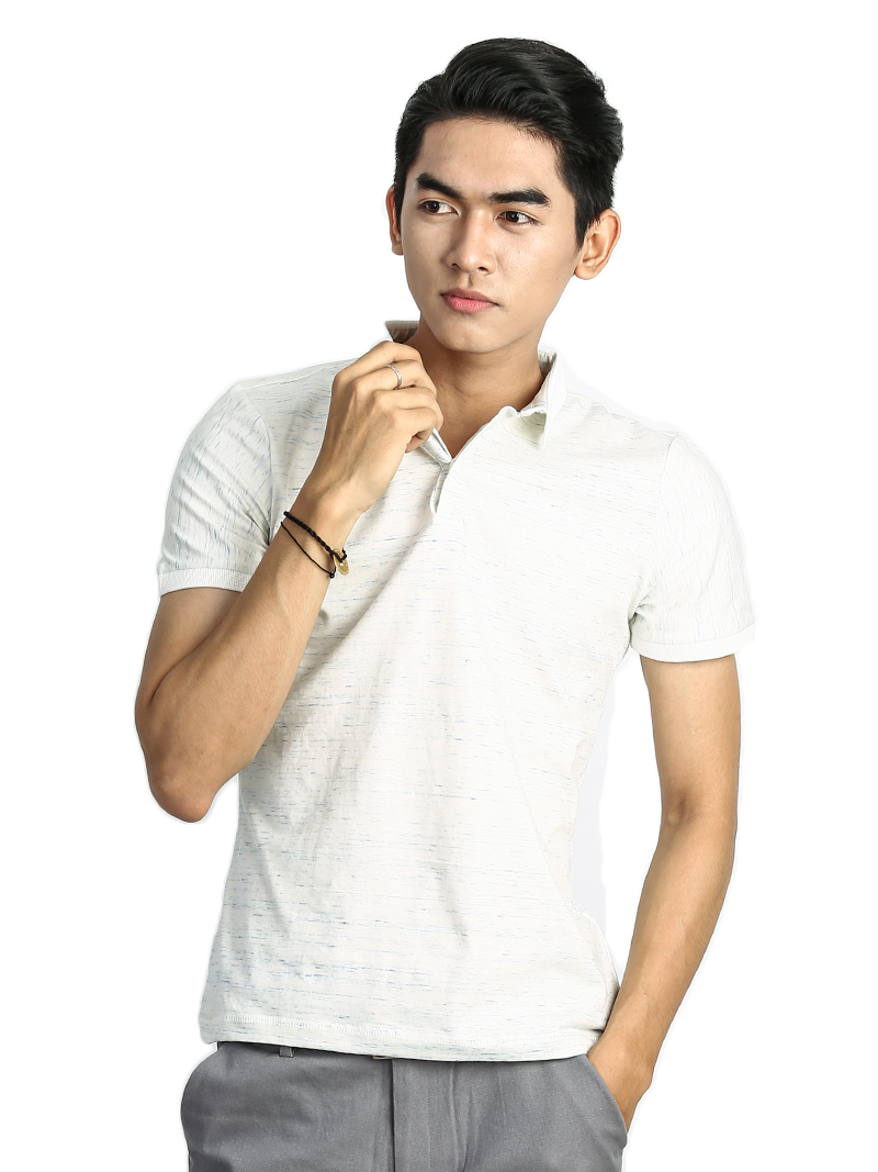 Ao Thun Co Co Mau Kem AT773